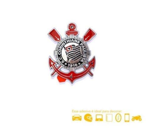 Adesivos Escuto Oficial Corinthians d2f82d532709a
