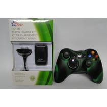 Controle Xbox Sem Fio Com Bateria-manete Xbox Com Bateria