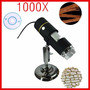 Microscopio Digital Usb 1000x Zoom Optico Camara 8 Luz Led