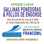PRODUCCIÓN LOCAL DE POLLOS DE ENGORDE EN GRANJA
