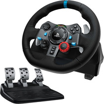 Volante Logitech G29 Ps4 Ps3 Pc Driving Force