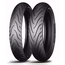 Pneu Par Moto Michelin Diant 110 70 E Tras 140 70 17 Cb500