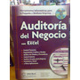 Auditoria Del Negocio Con Microsoft Excel. Omicrom Editorial