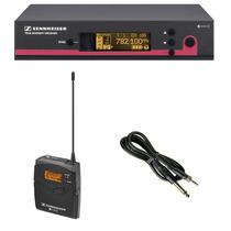Sennheiser Ew172 G3 Transmissor Sem Fio Para Instrumentos **