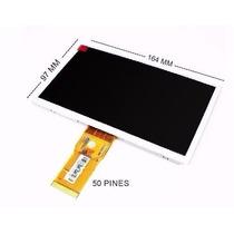Pantalla Lcd Tablets 7 Pulgadas De 50 Pines 1024x600