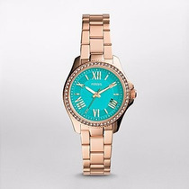 Reloj Fossil Cecile Small Rose-tone Am4584 | Watchito