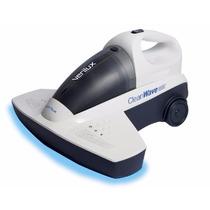 Maquina Aspiradora Uv Vapor Cleanwave Portatil Blanca