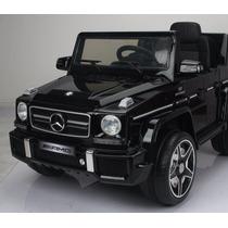Camioneta A Bateria Mercedes Amg 12v 2 Motores Mp3 R/control