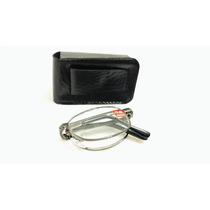 Oculos P/ Leitura Armacao Dobravel Case P/ Cintura Unissex