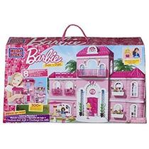 Juguete Mega Bloks Barbie Build