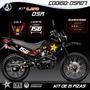 Kit Calcomanias Um Dsr 200 Nuevos Modelos 2017