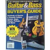 Guitar & Bass - Guia De Compradores(import) Feb Año 2001