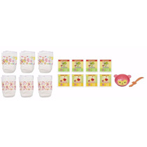 Baby Alive Kit Com Refil De Fraldas E Refil Comidinha