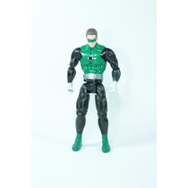 Kit Boneco Lanterna Verde Liga Da Justiça 14 Cm. Articulado