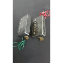 Microfonos Humbuker Cort Parafinados Usados En San Fernando