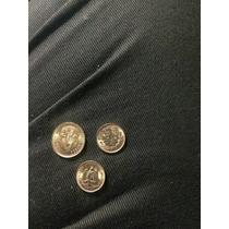 Monedas Dos Y Medio Y Dos Pesos Oro