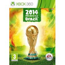 Fifa Wolrd Cup Brazil 2014 Xbox 360 Nuevo Sellado