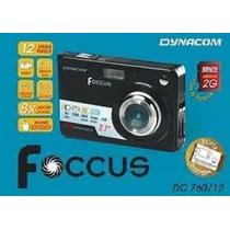 Bateria Para Câmera Digital Foccus Dynacom Original