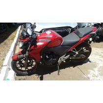 Moto Para Retiradas De Peças / Sucata Cb 500 Honda 2014