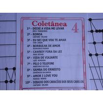 Coletânea Nº 04 Com 10 Partituras Para Cítara Mini Harpa
