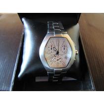 Relógio De Pulso Jean Vernier - Chronograph Novo