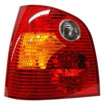 Calavera Volkswagen Polo2003 5puerta Rojo/bco/ambr Izquierda