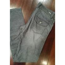 Pantalones Jean Marca Roxy De Pana Talla 9 Oferta Remate
