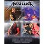 Boletas Metallica En Bogota Noviembre 01 Orion (graderia)