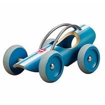 Carrinho De Bambú Fórmula 1 - Le Mans, E-racer Le Mans Hape