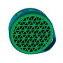 Logitech X50 Mobile Wireless Speaker Blue- Green