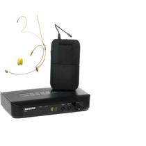 Transmissor Sem Fio Shure Blx14 Com Microfone Countryman