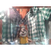 Ropa Para Bebes (camisas) Talla 1,2,4. De La Marca Sebas&dom