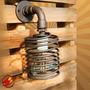 Aplique De Hierro Vintage Estilo Industrial