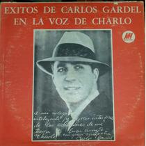 Disco Long Play Tangos Carlos Gardel Mcbo Zulia