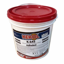 Adhesivo K-645 Kekol 4kg B Acuosa Pisos Vinilicos Y Baldosas