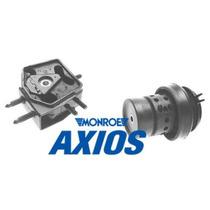 Kit 02 Calço Coxim Motor Câmbio Escort Logus - Axios
