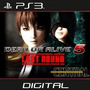 Dead Or Alive 5 Last Round Playstation 3 Ps3