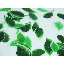 Folhas Artificiais- Pacotes Folhagem Floresta Tapetes Verdes