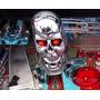 Flipper Fliper Pinball Terminator 2 Impecable !!