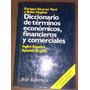 Diccionario De Términos Económicos, Financieros Y Comerciale