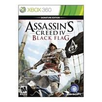 Assassins Creed 4 Black Flag Iv Xbox 360- Português Br