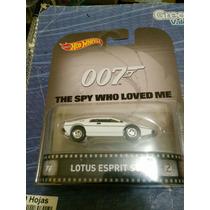 Hot Wheels Retro 007 Lotus Espirit S1