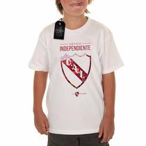 Remera Club Atlético Independiente Para Niño