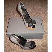 Zapatos Nuevos Jessica Simpson N°38 1/2 Taco Alto