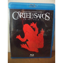 El Cartel De Los Sapos Blu Ray Movie Pelicula