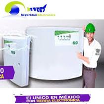 Promoción Kit De Cerca Energizador+bateria+sirena+control