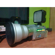 Cámara Filmadora Semi Profesional 3ccd Panasonic