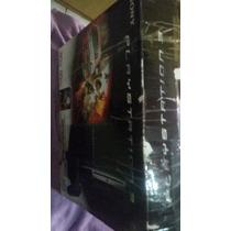 Playstation 3 Modelo Fat Hd 80gb C Defeito Não Liga !!