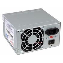 Fuente De Poder Atx 500w Marca Power Supplies / X-tech