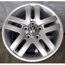 Jogo De Roda Aro 14 Polo E Fox Original Volkswagen